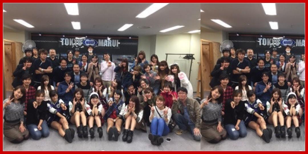 [動画あり]Showroom 「アップアップガールズ(仮)の戦場(仮)」 Vol.164 UP UP GIRLS kakko KARI