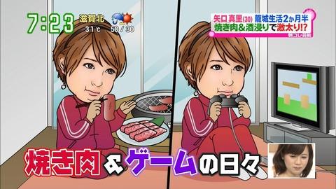 【画像】矢口真里の最新画像がヤバイ 激太り
