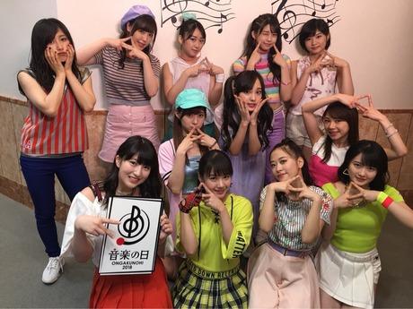 【モーニング娘。18】TBS『音楽の日』714 1400~2900 タイムテーブル発表!