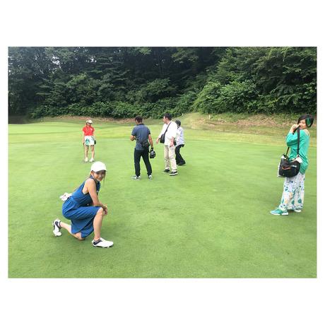 【モーニング娘。18】生田衣梨奈にまたゴルフのテレビお仕事来たぞ