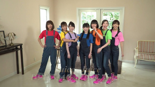 ハロプロまとめトーク【Juice=Juice】何この金澤朋子+女6人感のJJ