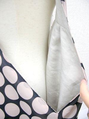 水玉バルーンサロペット