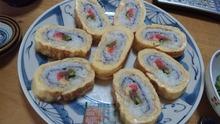 タマゴ蒔き祭寿司