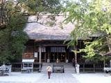 竹林寺 本堂は本尊 文殊菩薩座像をまつり「文殊堂」と呼ばれます