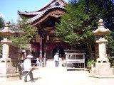 「麦の穂」快晴の仙遊寺