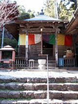 青龍寺  恵果和尚をおまつりする恵果堂