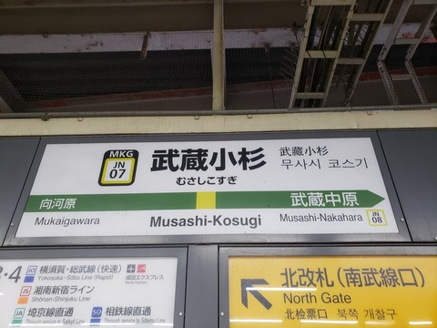 musashikosugi