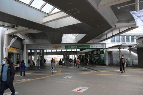 noborito_JRE_entrance