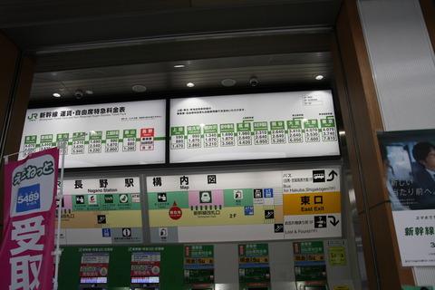 nagano_shinkansen_fare