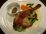 仔鴨と野菜のポトフ