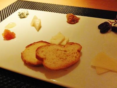 16・イタリアチーズの取り揃え