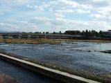 大堰川と渡月橋