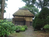 一茶弟の屋敷