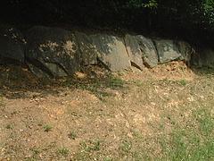 高良大社神護石