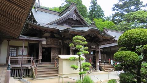 9・大窪寺・本堂