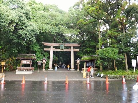 大神神社・二の鳥居
