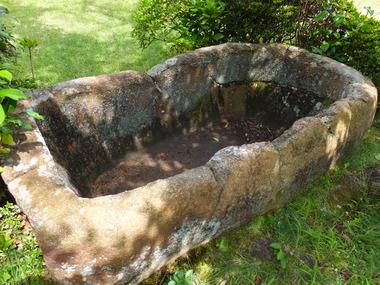15・修行僧が使用した岩風呂