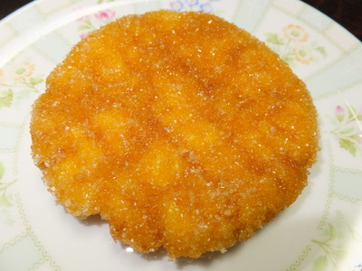 6・ざらめ味噌煎餅
