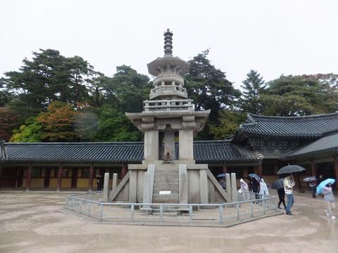 仏国寺・多宝塔