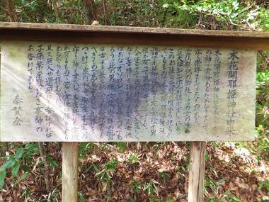 木花開耶姫神社由来