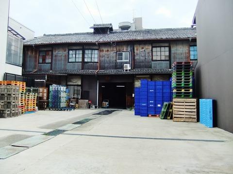洛中唯一の蔵元・佐々木酒造