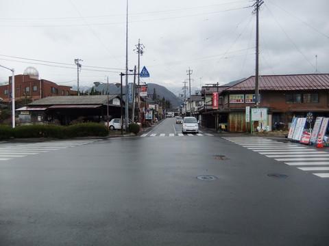 松代駅前道路