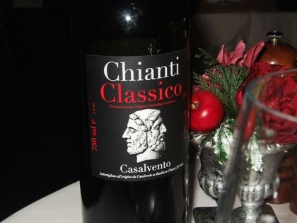 二本目の赤ワイン