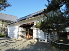 大覚寺・明智門