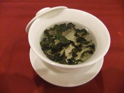 本式の中国茶