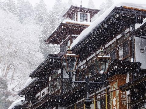 23・雪の能登屋