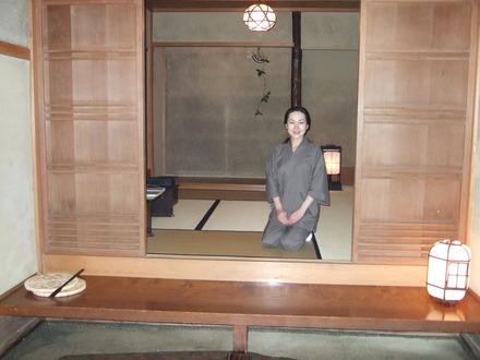 2006美山荘若女将