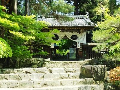 3・西明寺・惣門