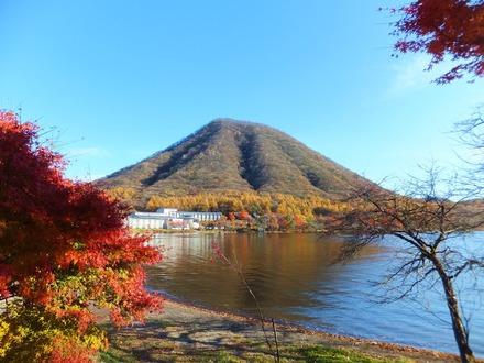 榛名富士の紅葉は終わりました