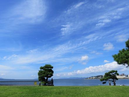 宍道湖・白潟公園