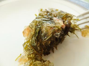 海藻とえびのテリーヌ