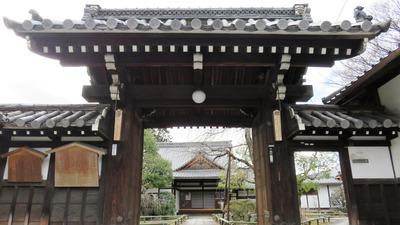 5・上品蓮台寺(香隆寺)