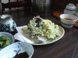 天ぷら・漬物