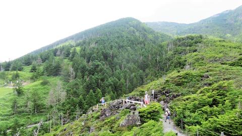12・第一休憩所からの景観