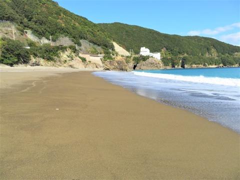 日和佐 大浜海岸