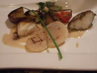 メイン白身魚