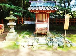 末社・諏訪神社