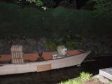 高瀬川の和舟