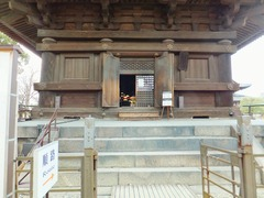 24・東寺五重塔の一層目