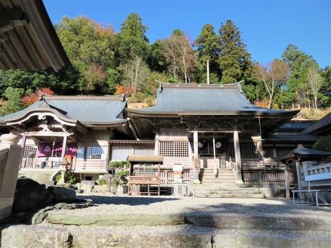 焼山寺・本堂