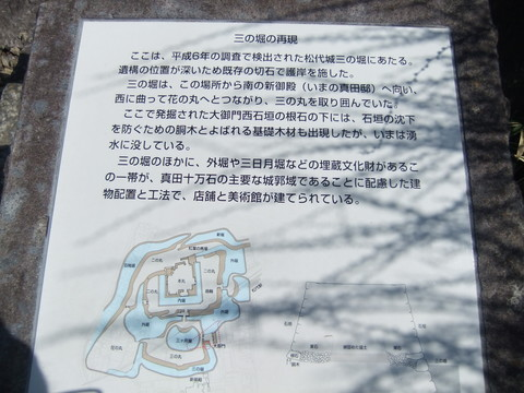 甲州流築城の図