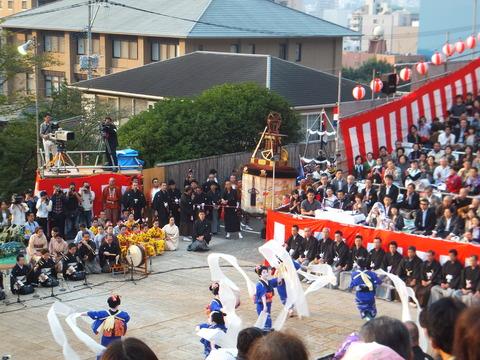 紺屋町・本踊