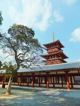 11・薬師寺・西塔