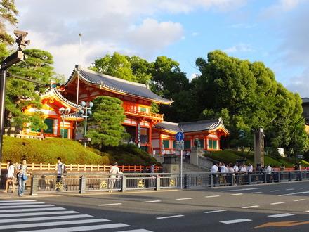 1・八坂神社西楼門
