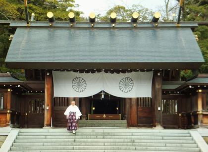 籠神社宮司