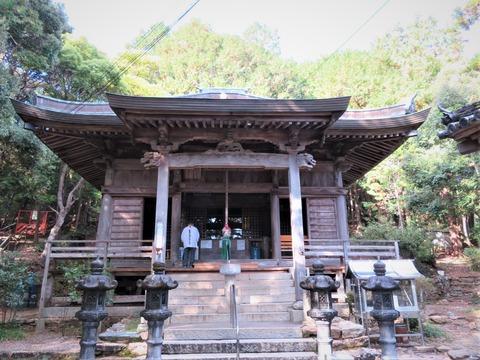 18番札所・恩山寺